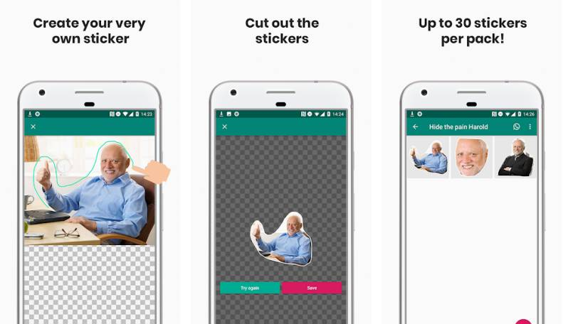 Now You Can Convert Any Photo To WhatsApp Sticker Using This App