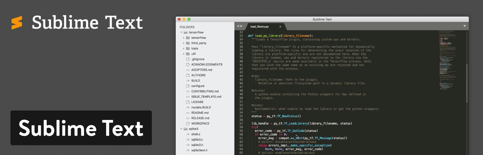 best text editor mac