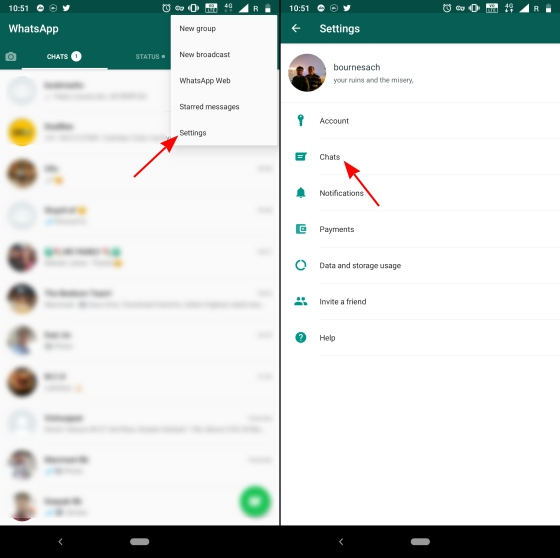 How to Upload Whatsapp Backup to Google Drive Manually?