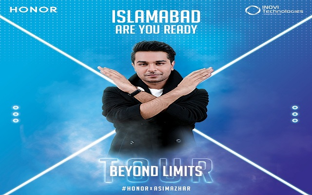 Honor Pakistan is Heading Towards Islamabad For Beyond Limits Tour