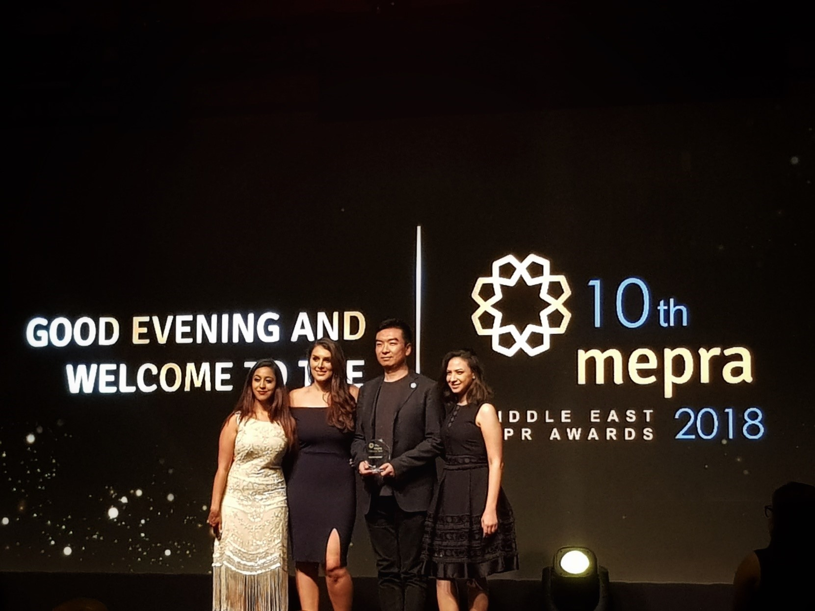 "Infinix's ""Beyond Intelligent"" Campaign Stands Out to Win Silver Award By MEPRA"