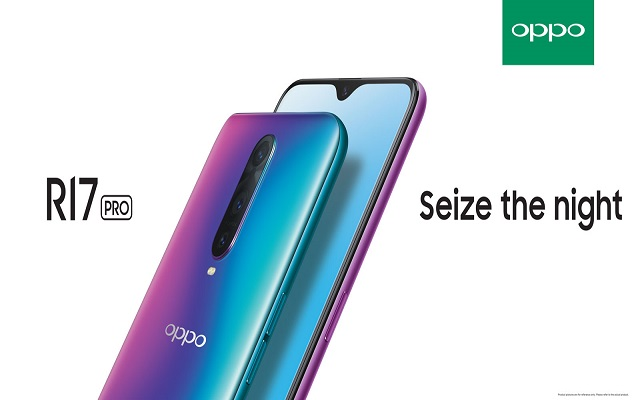 OPPO is Set to Launch Most Anticipated R Series with R17 Pro in Pakistan