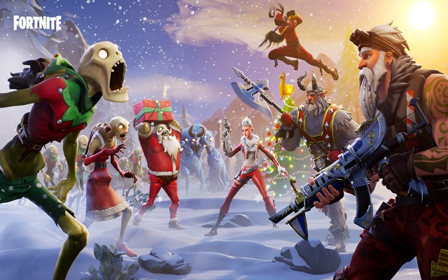 14 Days of Fortnite Event is Now Live