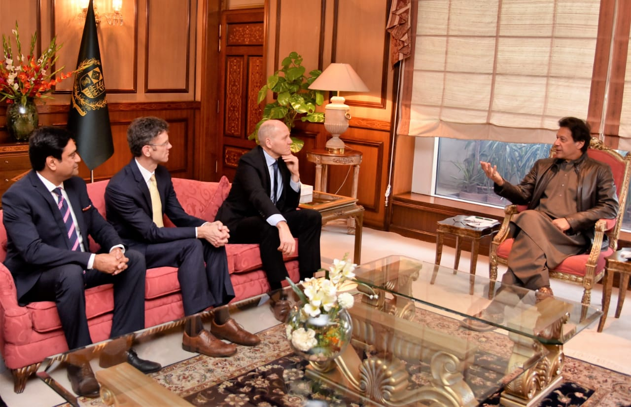 Telenor Group CEO meets Prime Minister - Discusses Digitalisation & Socioeconomic Development