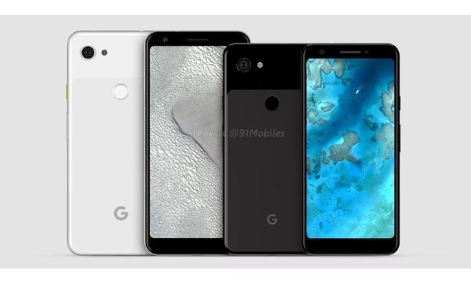 Google Pixel 3 Lite XL Renders Surface Online