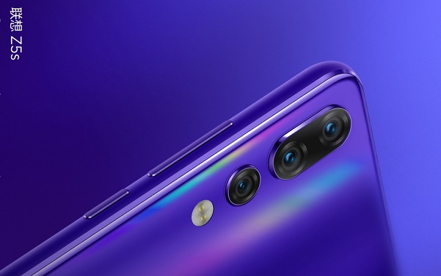 Lenovo Z5s New Teasers Hint At More Than 8GB RAM & Dual Smart PA