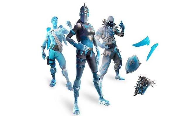 Fortnite Frozen Legends Pack is Now Live