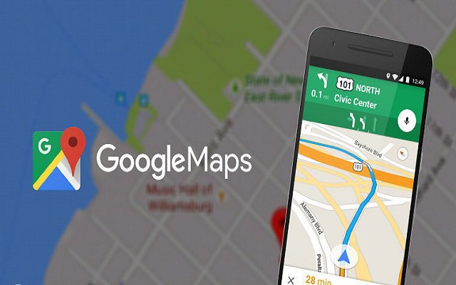"Google Maps has Added "" For You"" Tab for iOS Users"