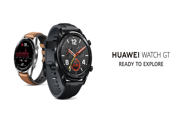 A Sporty Lifestyle Begins with HUAWEI WATCH GT