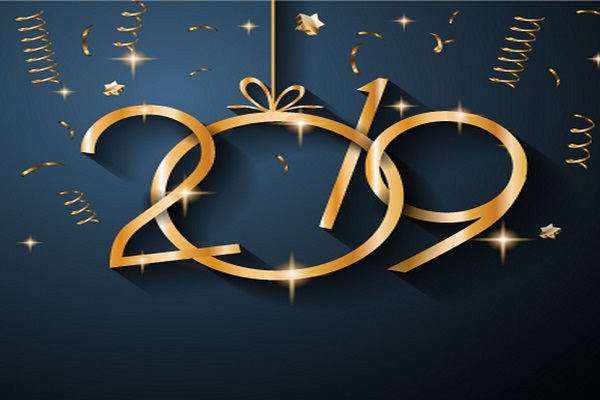 Happy New Year 2019 Images, Messages, Best Quotes & Wishes1