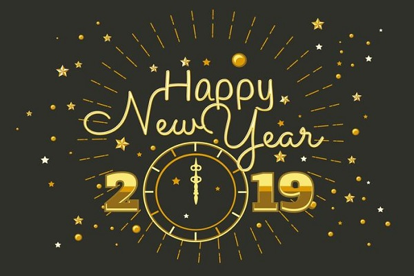 Happy New Year 2019 Images, Messages, Best Quotes & Wishes2