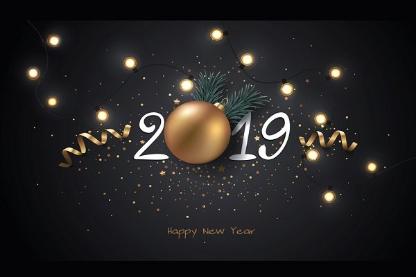 Happy New Year 2019 Images, Messages, Best Quotes & Wishes3