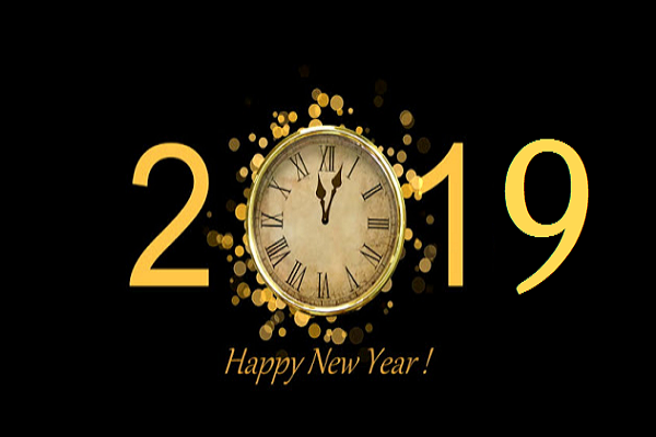 Happy New Year 2019 Images, Messages, Best Quotes & Wishes4