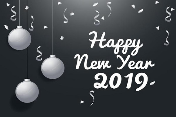 Happy New Year 2019 Images, Messages, Best Quotes & Wishes5