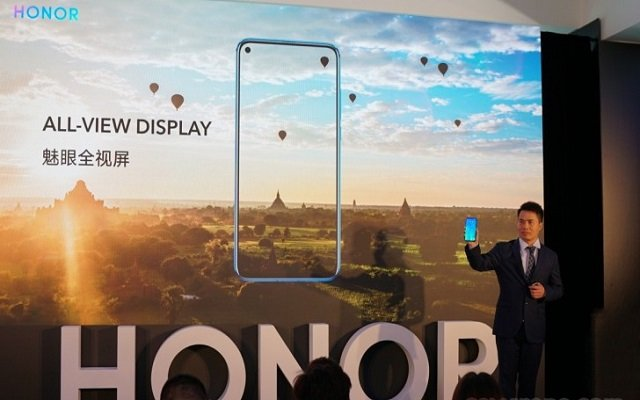 Honor View 20 will Come with Camera Capable of Taking 960fps Videos