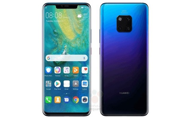 Huawei Mate 20 Pro Latest Update Brings Improvements To Facial & Fingerprint Recognition