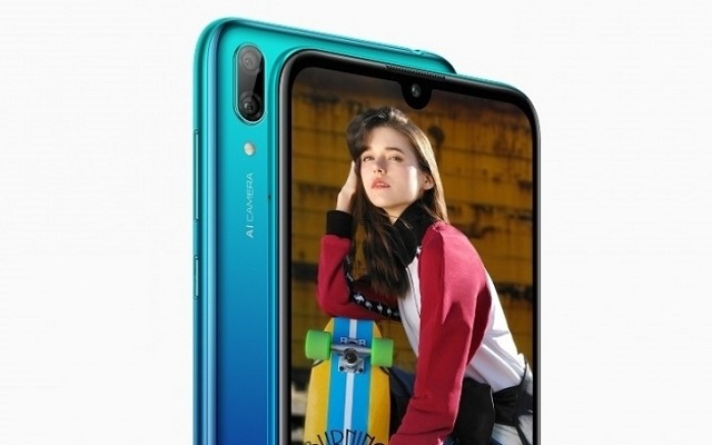 Huawei Y7 Pro (2019) Launches with Snapdragon 450
