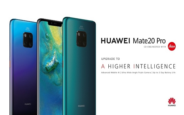 HUAWEI Mate 20 Pro's Leica Wide Angle Lens: Why do you need it?