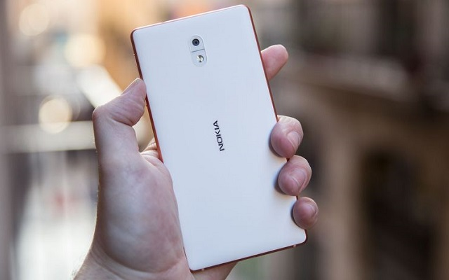 Nokia 3 Android Oreo 8.1 Update Starts Rolling out