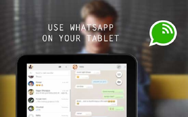 Now You Can Download WhatsApp for Android tablets From Google Play