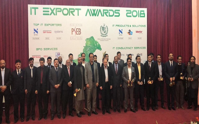 PSEB IT Export Awards 2018 - Trophies Distributed Among Top IT Brands