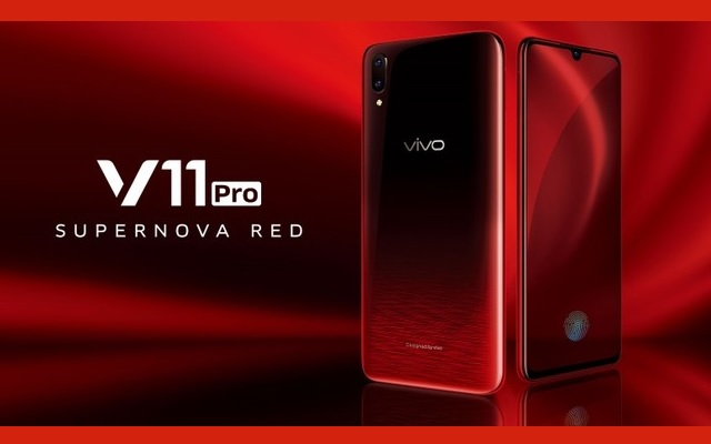 Red Vivo V11 Pro price