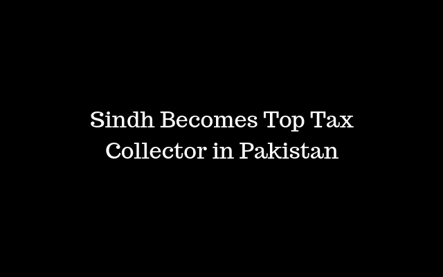 Sindh Becomes Top Tax Collector in Pakistan on Telecom Services
