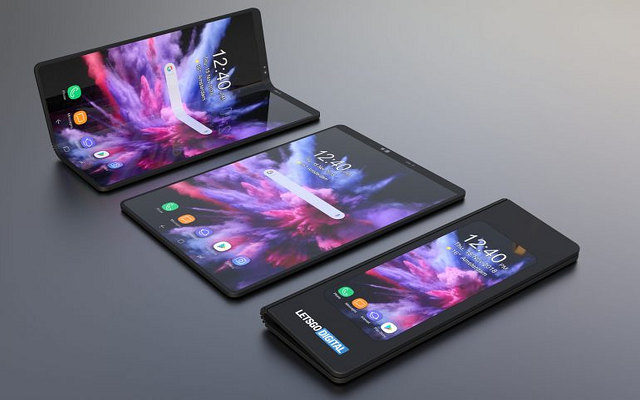 Samsung Foldable Smartphone will Have Massive 6,000mAh Battery & More Memory