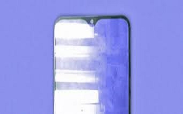 The Image of Samsung Galaxy M20's Screen Glass Leaked
