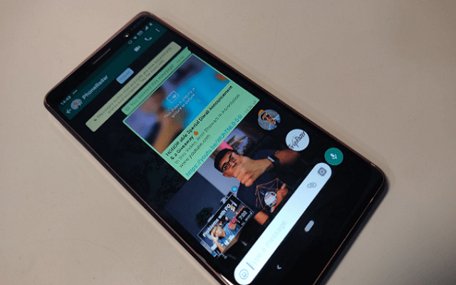 WhatsApp Web Receives Picture-in-Picture Feature