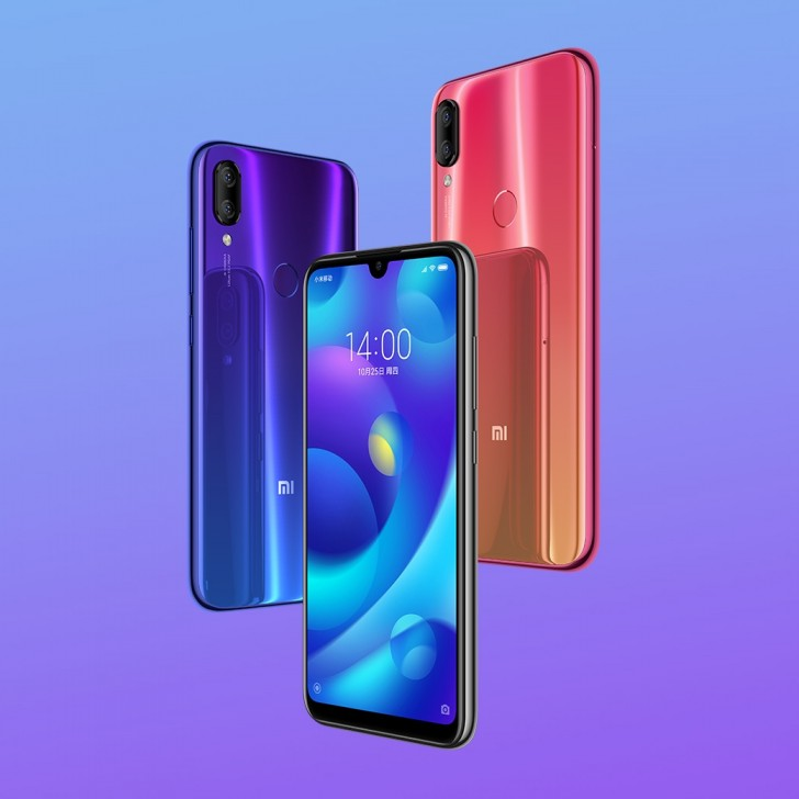Xiaomi Mi Play Lands with 10GB Free Monthly Data for a Year