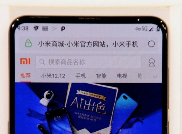 Xiaomi Mi Mix 3 5G Version Will Be Powered By Snapdragon 855