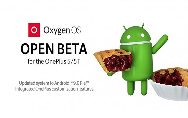 Android Pie Open Beta Update Starts Rolling Out To OnePlus 5 & 5T