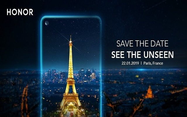 Teaser of Honor View 20 with 48 Megapixel In-Screen Camera Released