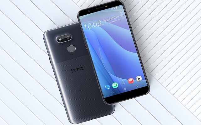 HTC Desire 12s Debuts with 5.7-inch Display