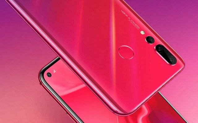 The Newly Launched Huawei Nova 4 Is Now Available For Sale