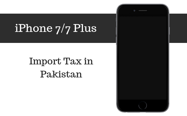 iphone 7 7 plus tax