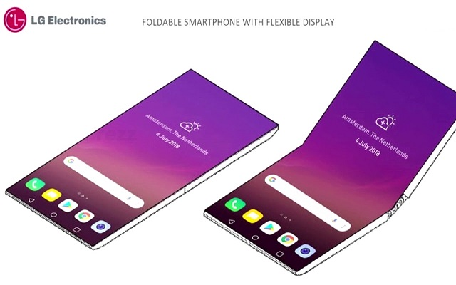 LG Foldable Phone is not Launching at CES 2019