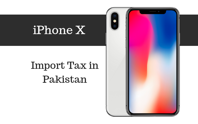 iphone x tax