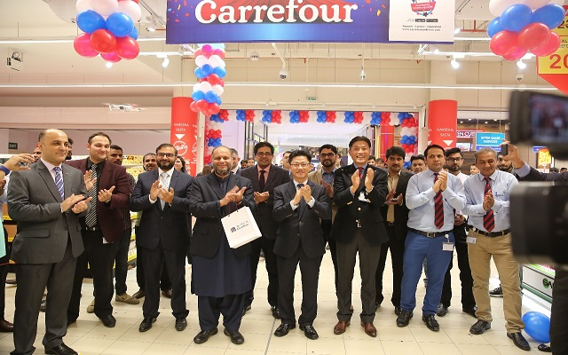 Carrefour Now Opens in Pakistan