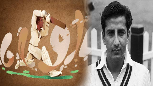 Google Pays Tribute to Abdul Hafeez Kardar (Late) on his 94th Birthday