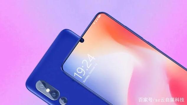 Xiaomi Mi 9 Concept Render Hints At Bezel-Less Display