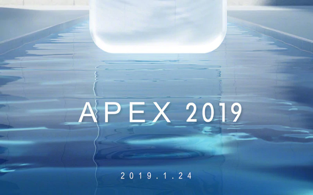 New Teaser Confirms Vivo Apex 2019 to Launch on January 24