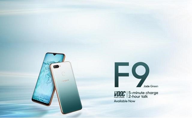 F9 Special Edition Jade Green