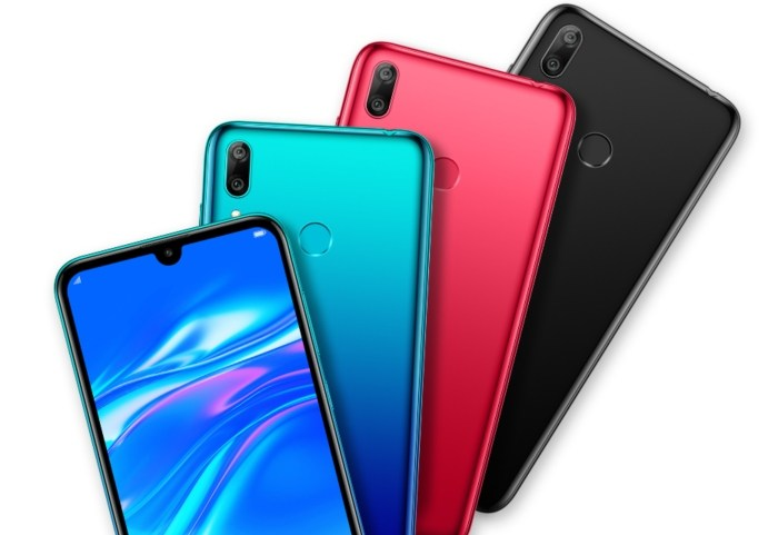 The New Hero Huawei Y7 Prime 2019 To Land With 3 Great