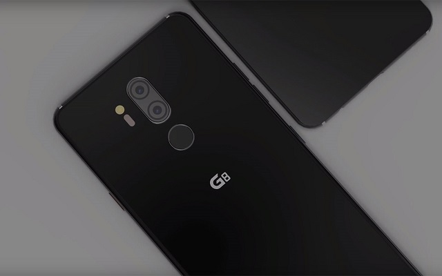 LG G8 ThinQ Renders