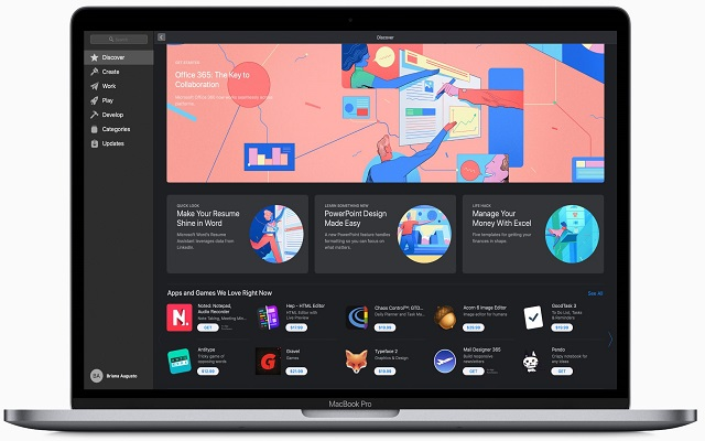 Microsoft Rolls Out Office 365 on Mac App Store