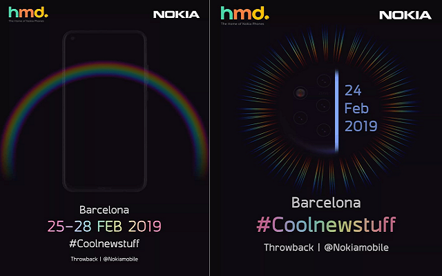 Nokia MWC Event Teasers