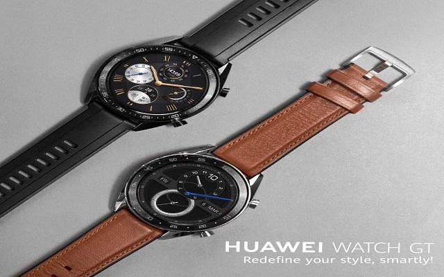Redefine Your Style With New Huawei Watch GT
