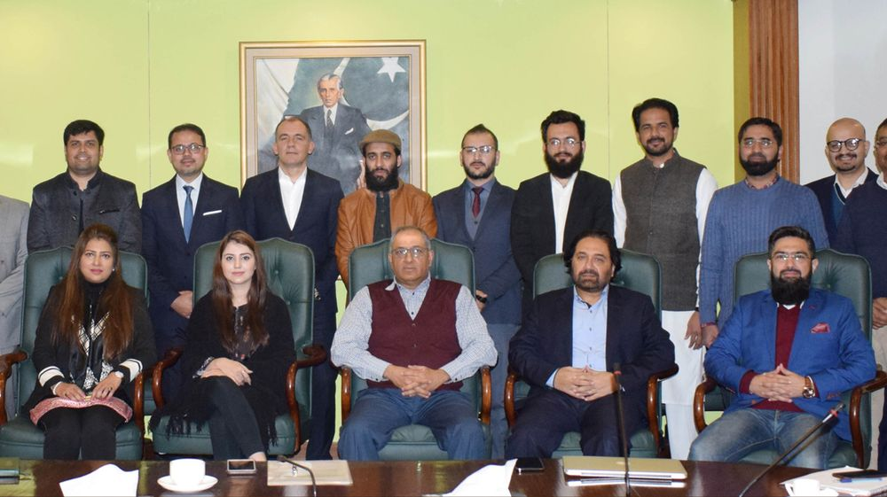 PTCL hosts Startups from NIC Peshawar